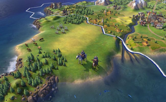 Hands On With Civilization 6 As The Emperor Of China
