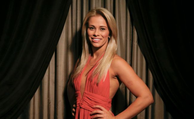 Paige Vanzant Re Ups With Ufc Signs Next Fight Mma Fighting