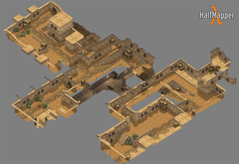 This Tool Makes Beautiful Isometric Maps Of Half Life And