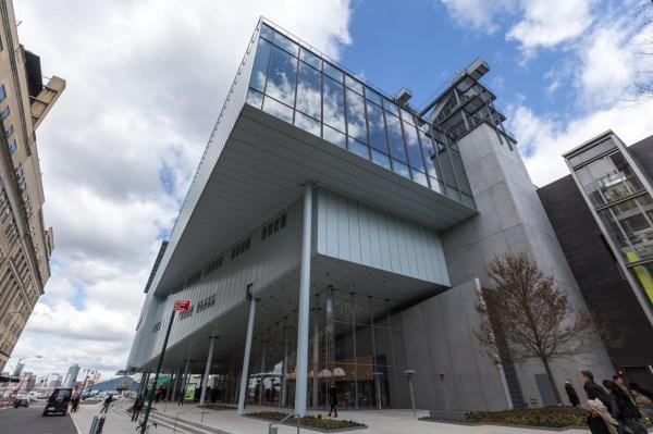 Whitney Museum Gansevoort