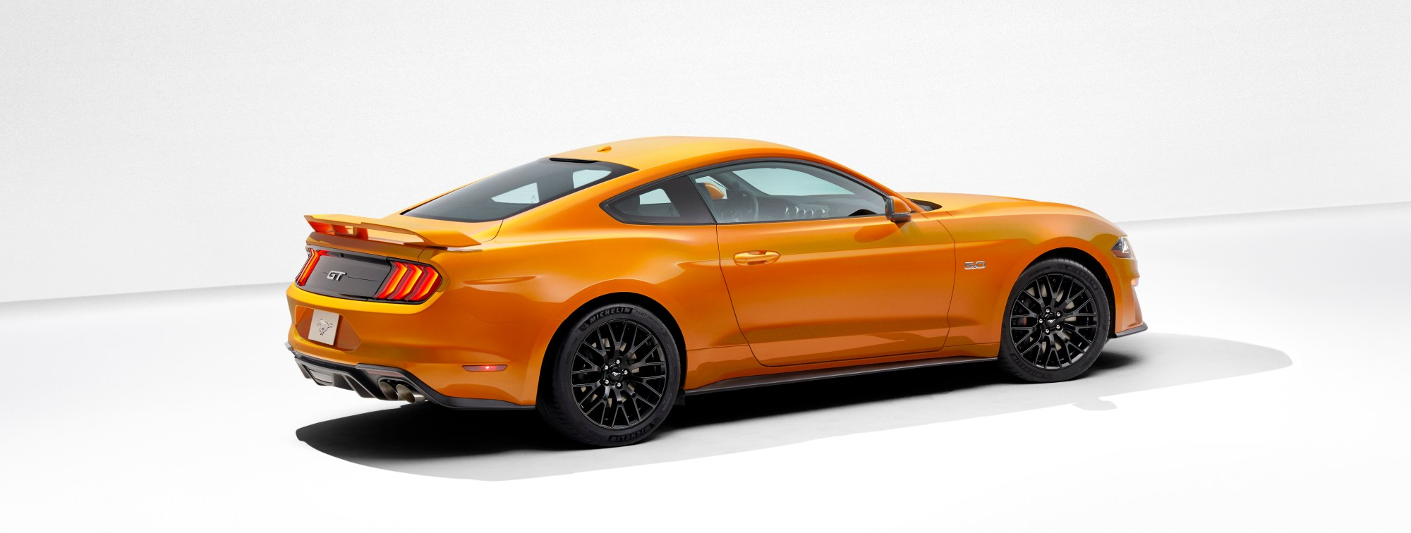 hight resolution of ford s newest mustang drops the v6 engine for the first time in decades the verge