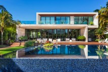 Contemporary Homes Miami Beach