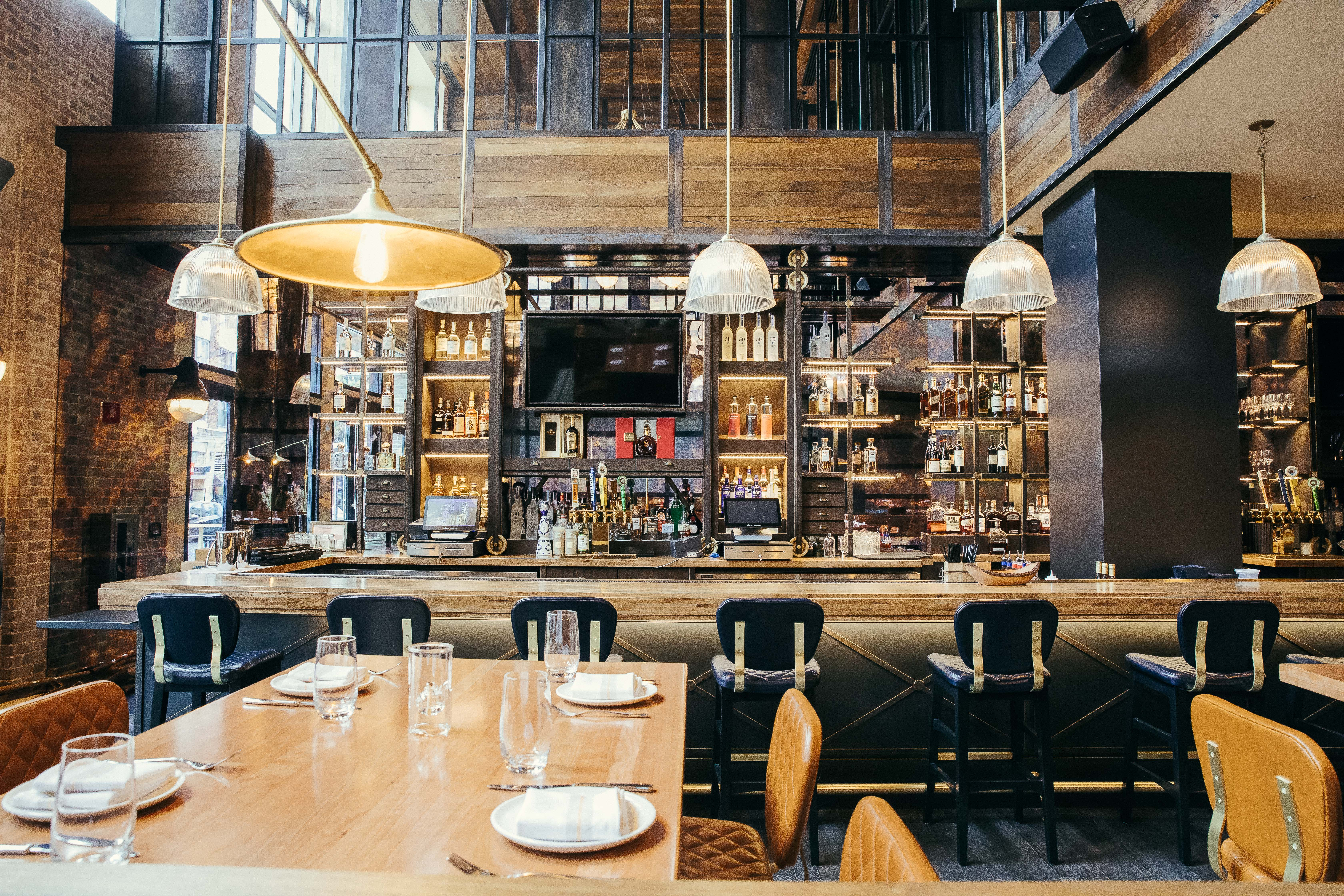 Look Inside Lionfish The Pendry San Diego Hotels
