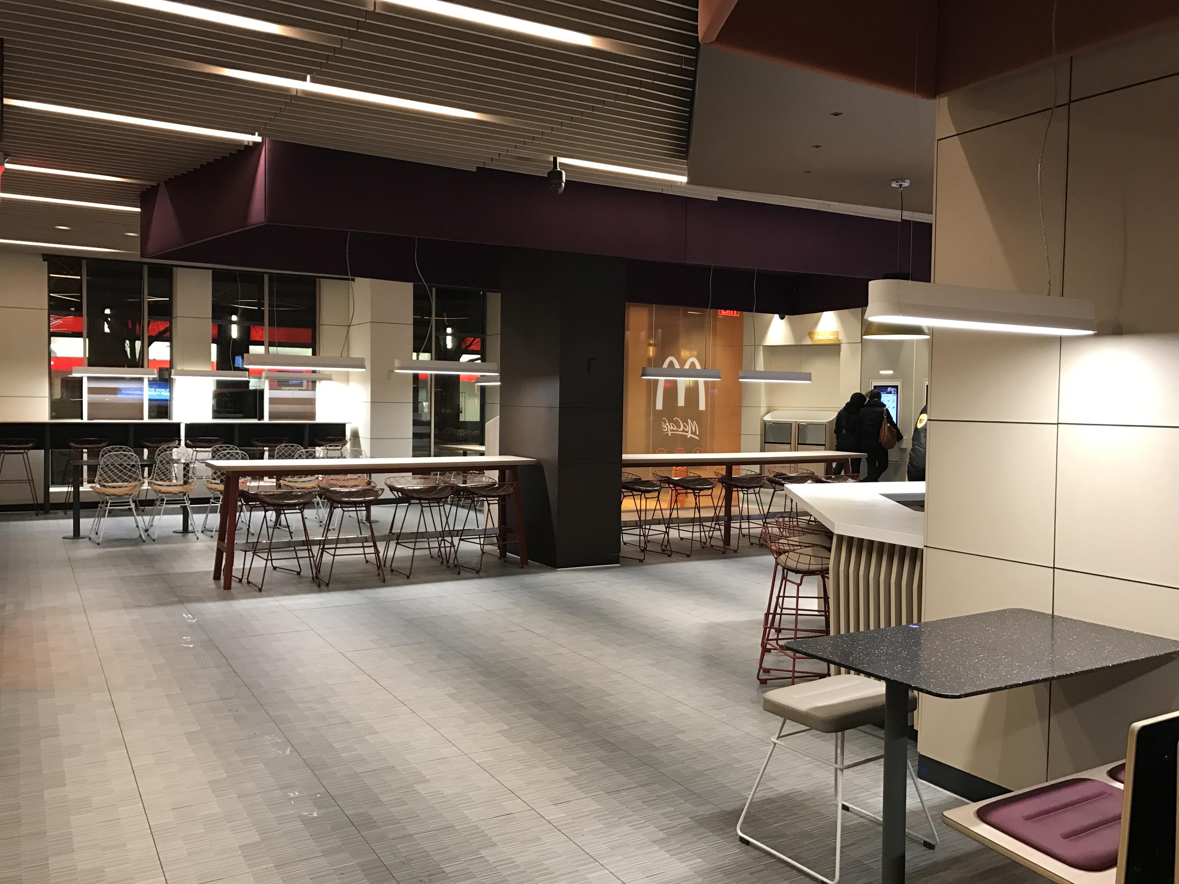 Manhattans Newest McDonalds Sells Chocolate Croissants