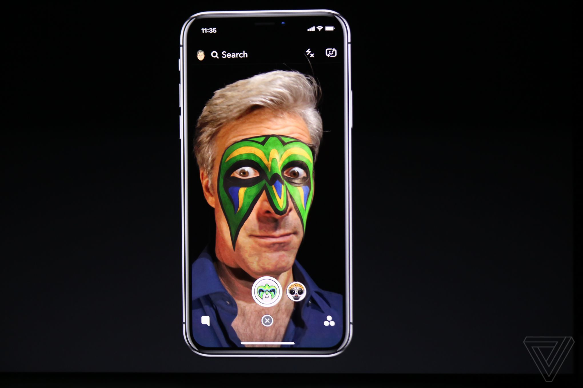 Iphone X Notch Wallpaper App Iphone X Announced With Edge To Edge Screen Face Id And