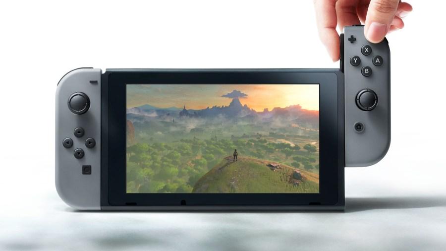 Resultado de imagen de Nintendo Switch