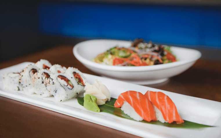 Sushi Restaurants Uptown Dallas