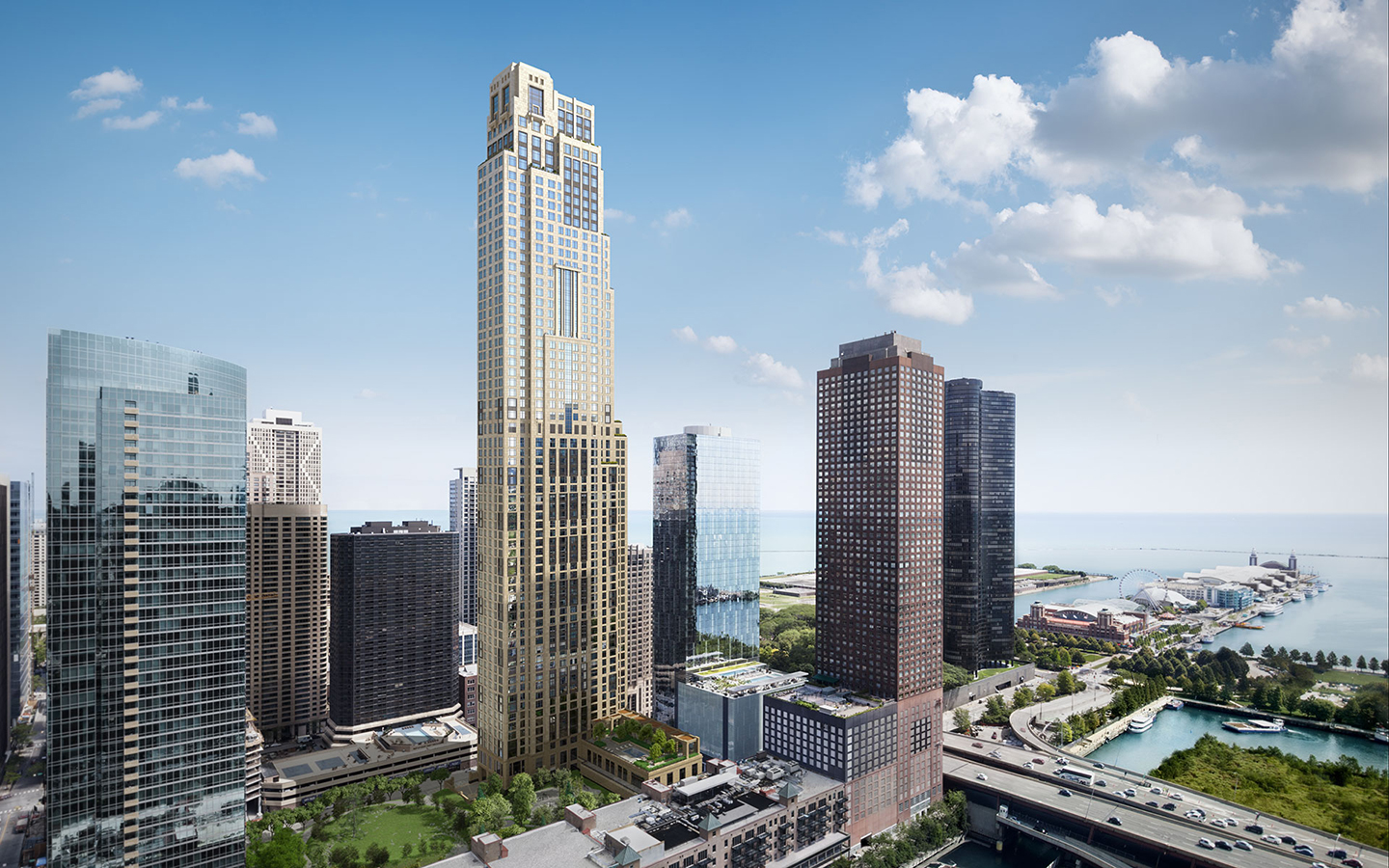 A Look At Gensler's 2,000-foot Conceptual Design For The