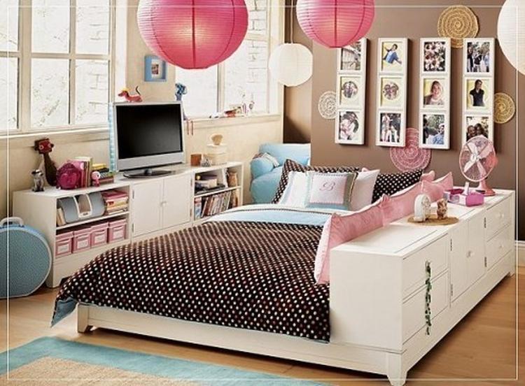 slaapkamer accessoires meiden - boisholz, Deco ideeën