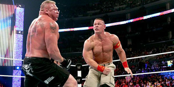 5 reasons lesnar vs