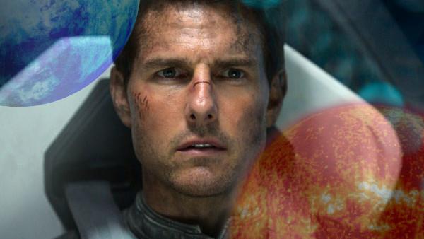 NASA Tom Cruise