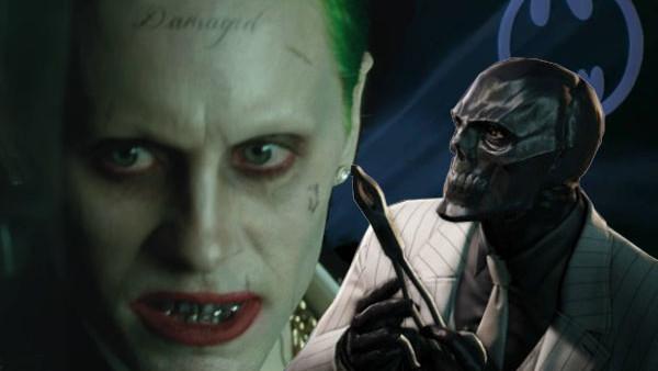 the batman the joker