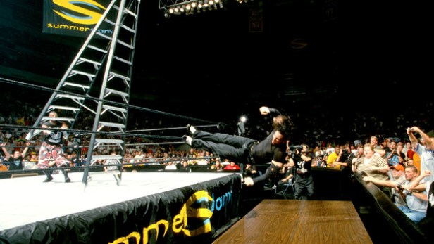 10 Fascinating WWE SummerSlam 2000 Facts – Page 7