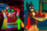 The Lego Batman Movie Review: 6 Ups & 4 Downs