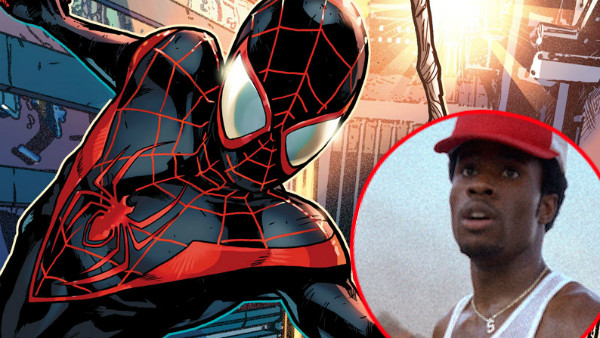 Animated Spider Wallpaper Sony S Animated Spider Man Movie Finds Its Miles Morales