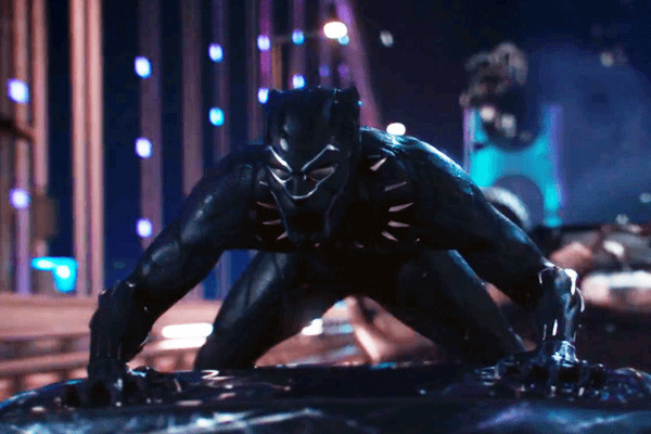 Black Panther Trailer 3