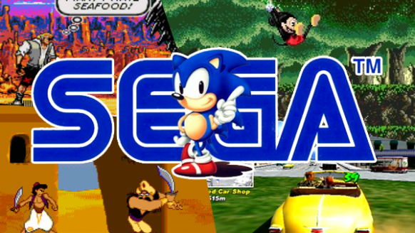 10 Most Popular Sega Games