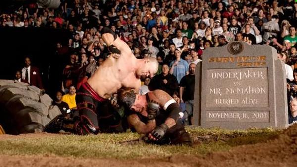 10 Fascinating WWE Survivor Series 2003 Facts