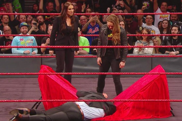 Image result for Ronda Rousey elimination chamber