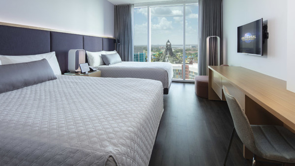 Universal Orlando Aventura Hotel