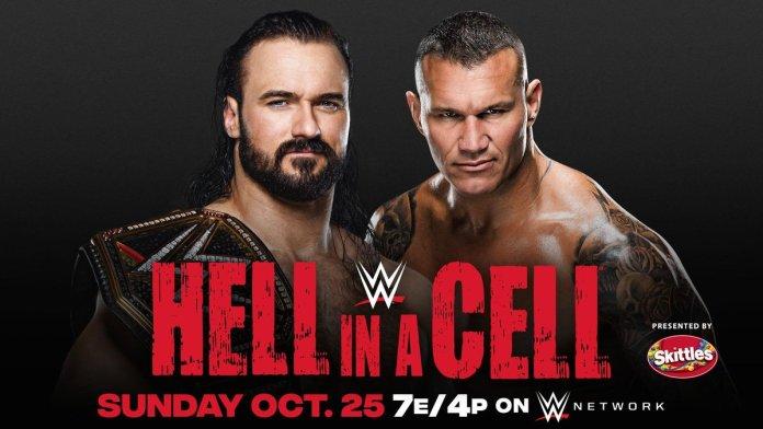 WWE हेल इन ए सेल 2020: पीपीवी 1 में केवल एक शीर्षक परिवर्तन की उम्मीद