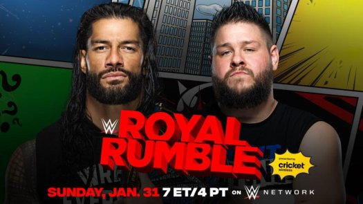 Updated WWE Royal Rumble 2021 Card After Last Night's ...
