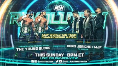 10 HUGE AEW Revolution 2021 Predictions You Need To Know – Page 9