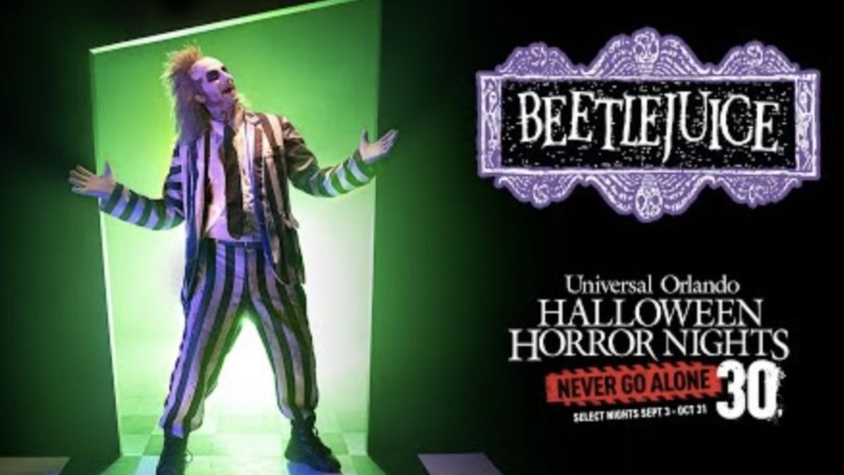 Halloween is coming and if you're stuck for a costume then read up on our guide to the best halloween costumes and costume sites online. Beetlejuice Returns To Universal's Halloween Horror Nights 2021