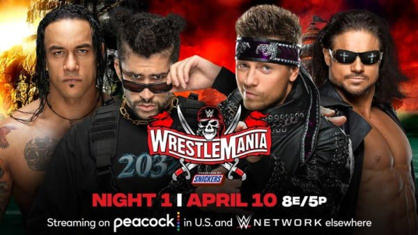 WWE Changed THIS Announced WrestleMania 37 Match On Raw