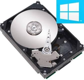 Вирус - мало места на диске - Windows