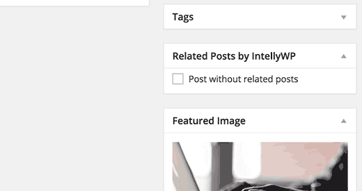 Disable related posts feature on a particular post