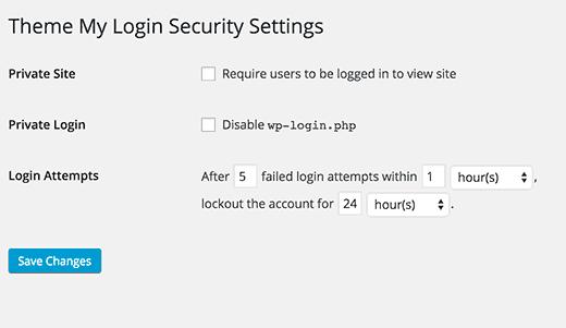 Meningkatkan keamanan formulir login Anda