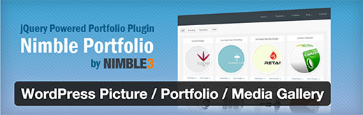 Nimble Portfolio Plugin