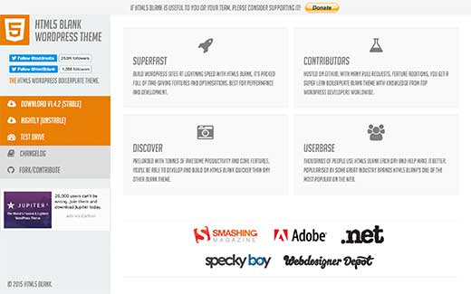HTML5Blank