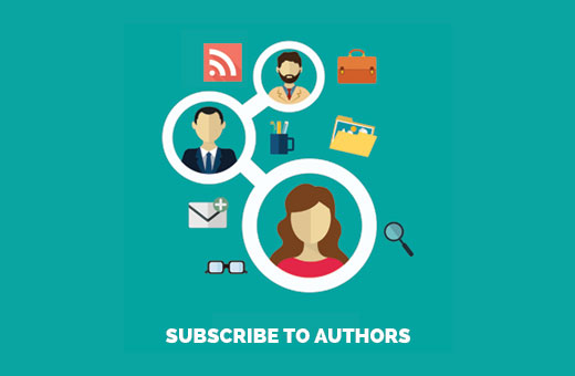 Subscribe to author