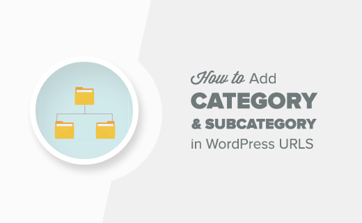 How to Include Category and Subcategory in WordPress URLs