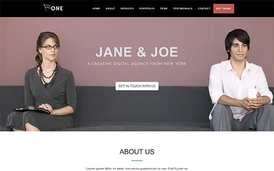 One Page Business Pro