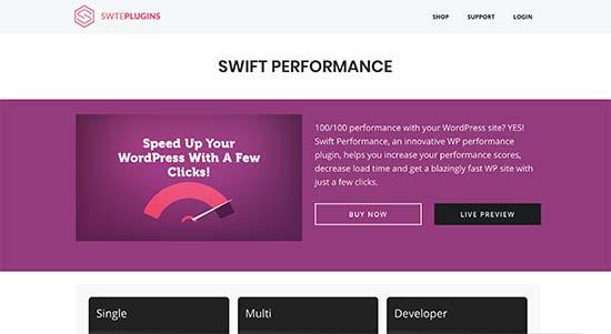 Swift Performance