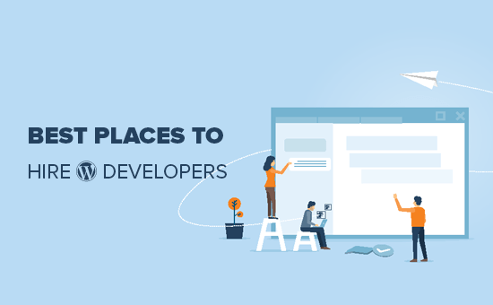 Best places to hire WordPress developers