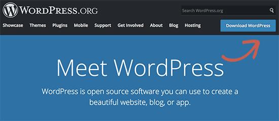 Unduh WordPress