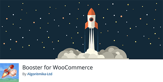 WooCommerce Booster