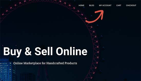 Testing your marketplace website