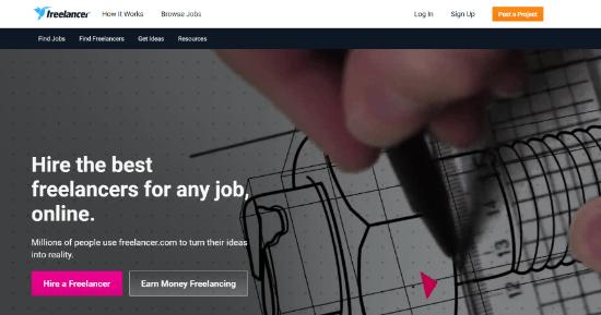 freelancer custom logo designers