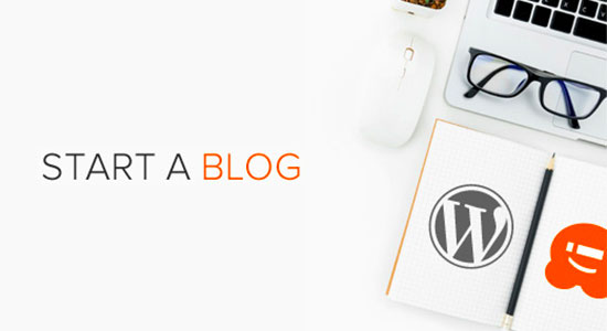 Start a personal website / blog