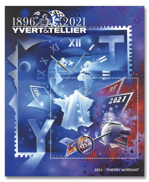 Yvert Et Tellier Timbres De France : yvert, tellier, timbres, france, Catalogue, Yvert, Tellier, Cotation, Timbres, France