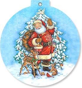 Christmas Card Christmas Hello Donna Race 92124