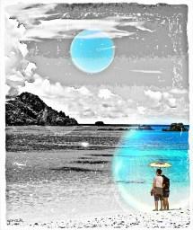 Waplensflare Travel Beach Color Splash Hdr People
