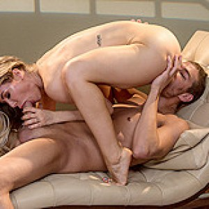 Nicole Aniston & Xander Corvus in Abstract Sexpressionism - BRAZZERS