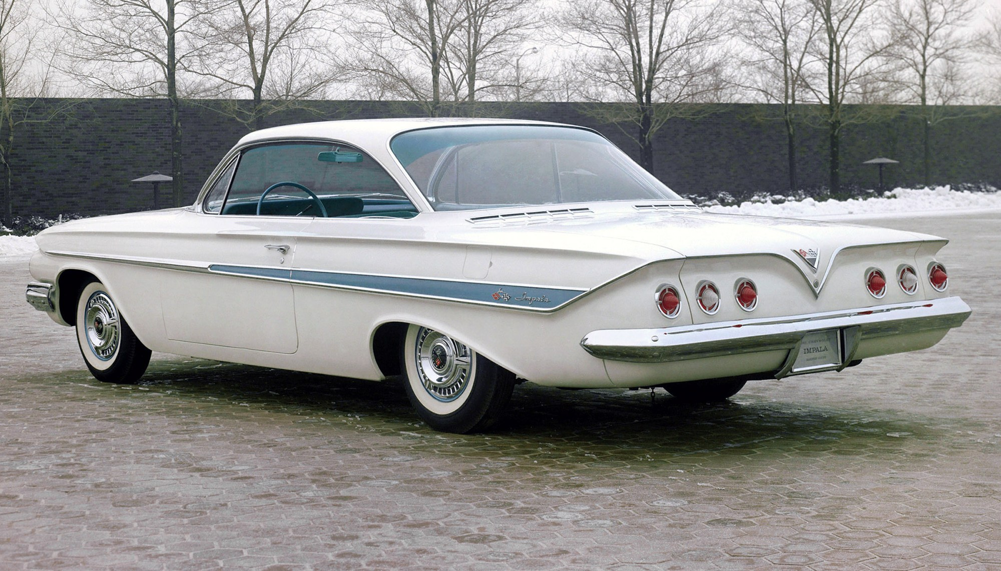 hight resolution of  chevrolet impala coupe 1961