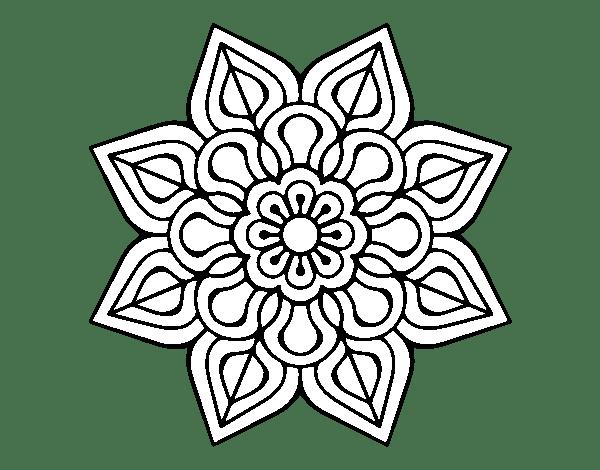 Mandala Da Colorare Il Gattino Studioso Disegni